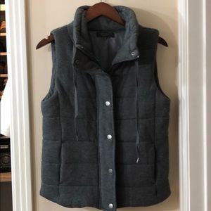 Dark Grey Vest!!